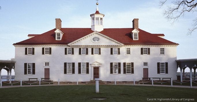 An Afternoon at Historic Mount Vernon: Celebrating 40 Years with EWG