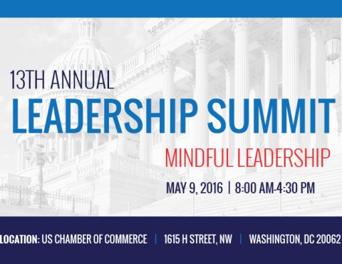 13th Annual Leadership Summit: Mindful Leadership