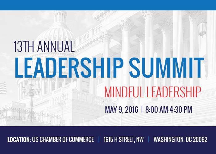 13th Annual Leadership Summit: Mindful Leadership